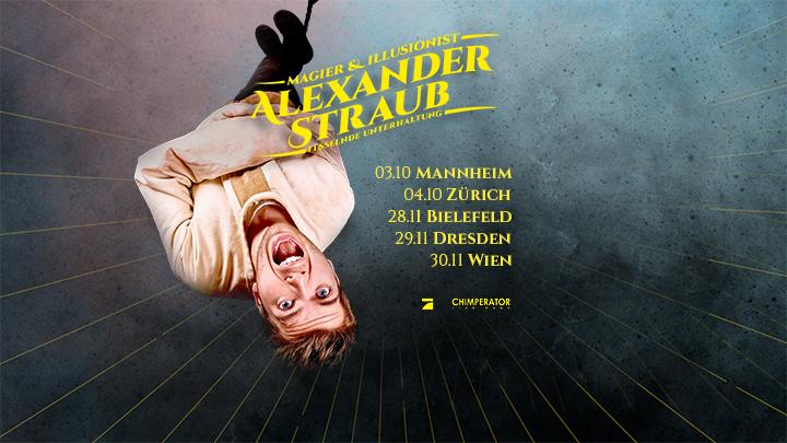 ALEXANDER STRAUB - Weltmeister, Magier & Influencer